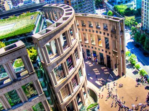Vancouver's Biggest Improvements and Architectural Buildings