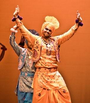 Bhangra Dance One