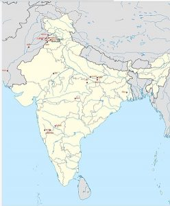 Map_birth_place_of_Writers_of_Guru_Granth_Sahib