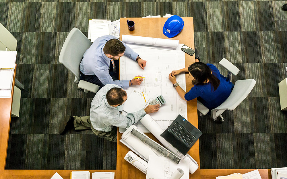 Women in construction with great organizational skills would make great project managers.